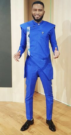 Tesslo Concepts African Shirts For Men, African Dresses Men, African Attire For Men, African Clothing For Men, African Wear, Latest African Men Fashion, Nigerian Men Fashion, Africa Fashion, Venda Traditional Attire