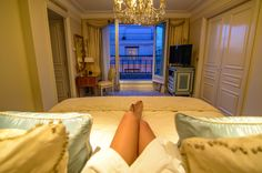 Travel Tag: Four Seasons Hotel George V, Paris - The Road Les Traveled