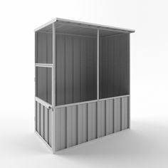 Give your pet birds a safe and quality house in your backyard with a Durabuilt steel aviary.