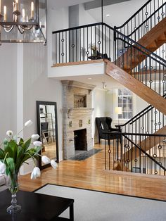 Image detail for -Philadelphia Brownstone Condo Conversion Interior View IV