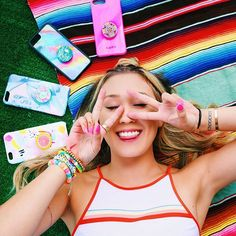 O. M. G. LAURDIY MERCH HAS LAUNCHED!!! ☀️ THIS IS NOT A DRILL!!!!! my little heart is about to explode and I'm SO excited to announce that I had the opportunity to design 4 popsockets for the #prettylittlelaur fam!!!!! I put my heart and soul into all 4 and you guys have already sent me so many order confirmations and IM FREAKING OUT!!!!!!!!!!! LINK IN BIO