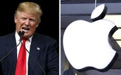 Apple is turning their backs on the GOP Convention