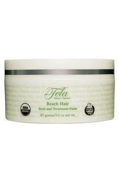 Tela Beauty Organics 'Beach Hair' Style and Treatment Paste available at #Nordstrom