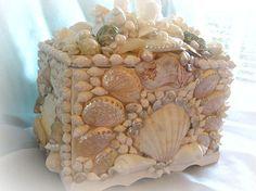 The Sea Queen Seashell Box