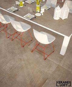 Ceramica Fondovalle Portland Lassen I Zeitlose Betonoptik für den Wohnbereich/ Küche oder Bad