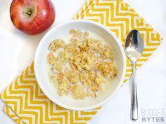Morning Glory Baked Oatmeal - Budget Bytes