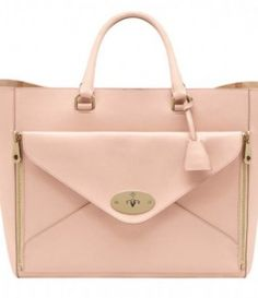Mulberry Willow Tote Bag Nude