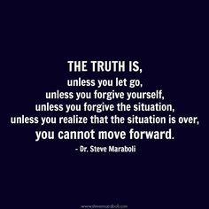 ...you cannot move forward. #quote #letgo