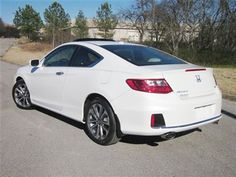 Completely in love with the 2013 Accord Coupe. The only car on the lot I would trade for my 08 Civic Coupe. I WILL own this within the next year or so, IM DETERMINED!
