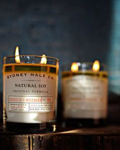 SYDNEY HALE CO. : NATURAL SOY CANDLE No.11 | Sumally