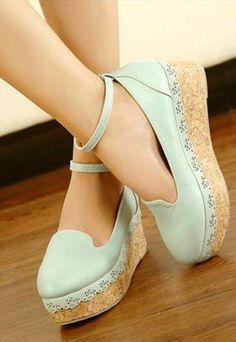 Stylish Wedge Platform Shoes