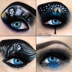 Tal Peleg   Art of Makeup @tal_peleg Instagram photos   Websta