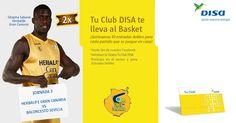 Copia de Tu Club DISA te lleva al Basket Jornada 3