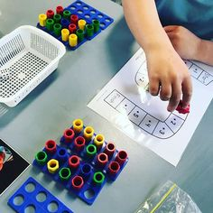 Addition with dice and numicon 💚💙💛❤️💜 via Motivational Quotes For Teachers, Teacher Quotes, Numicon, Fall Cleaning, Toilet Paper Roll, Numeracy, Eyfs, Dice, Special Education