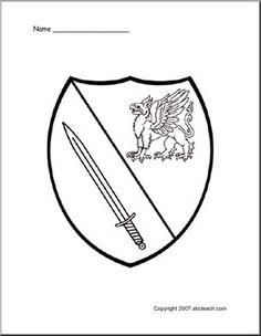 medieval classroom theme of 1 coloring page medieval