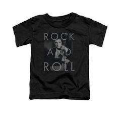 Elvis - Rock And Roll Toddler T-Shirt