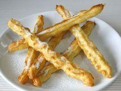 Churros saludables sin azúcar y sin frituras (al horno)   Cocina