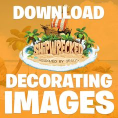 View decorating ideas from VBS experts to help transform your church into an island this year! Get started at Concordia Supply!