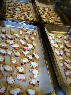 Papassinos... Biscotti tipici della Sardegna...