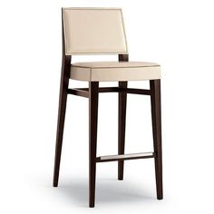 Bar chair / contemporary / stackable TIMBERLY 01782 Montbel