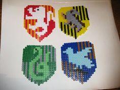 perler beads harry potter - Buscar con Google