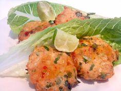 Thai Style Fishcakes by Genie Cooks
