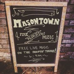 PARTY ON THE ROOFTOP TONIGHT AT 6 with Masontown! #masontown #acoustic #bluegrass #fineacousticmusic #fiddle #guitar #getdownmusic #freelivemusic #livemusic #rooftopconcertseries #concertseries #rooftop #denvermusic #coloradomusic #localmusic #comusicscene #supportlocalmusic #patio #patioseason #freemusic #5280 #303 #denver #colorado #eatdrinklive