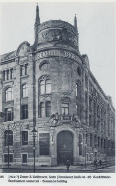 German Architecture, Vintage Architecture, Classical Architecture, Historical Architecture, Germany Ww2, Berlin Germany, Berlin Spree, Wyoming, Victoria House