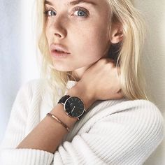 Follow @ceciliajacobson Got my new timepiece from @danielwellington and a matching bracelet in rose gold totally in LOVE! Use my discount code CECILIA when shopping at danielwellington.com  ... Visit!  MasModelos.com Go Follow Us!  Send your  to  ... #MasModelos #fashion #style #stylish #photooftheday #YQSM #beauty #beautiful #instagood #model #outfit #shoutout - Síguenos en Instagram at @MasModelos