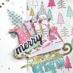 "Happy Mail Page on Instagram: ""My most embellished memorydex ever😂 Made this snow and cocoa one for Shara's challenge🙌🏻💕🥰 #snailmail #snailmaillove #papercrafts…"" Christmas Paper Crafts, Christmas Tag, Diy Crafts For Girls, Spring Theme, Crate Paper, Christmas Scrapbook, Artist Trading Cards, Happy Mail, Diy Scrapbook"