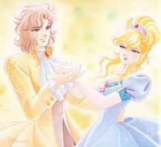 The Rose of Versailles Disney Couples, Anime Couples, Old Anime, Manga Anime, Lady Oscar, Candy Pictures, Animation, Comic Movies, Concept Art