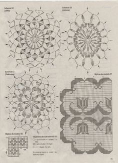 Crochet and arts: Filet crochet wipes Crochet Table Runner, Crochet Tablecloth, Crochet Doilies, Thread Crochet, Filet Crochet, Lace Making, Crochet Squares, Crochet Home, Handicraft
