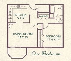 ****Decorate 500 Square Foot Apartment | Floor Plan Information:
