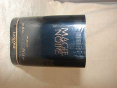 Gosh - Magie Noir. My mum used to wear this. Vintage Lancome MAGIE NOIRE Pure Parfum Perfume by ChiChiPerfumes