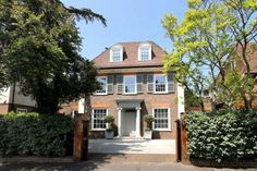 7 Bed Detached House For Sale, Highbury Road, Wimbledon Village SW19, with price £6,595,000. #Detached #House #Sale #Highbury #Road #Wimbledon #Village #SW19