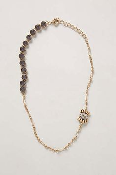 Anthropology necklace.