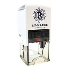 Re:Marks Personalized Designer Address Stamp ExcelMark Looking For Roommate, Roommate Gifts, Personalized Gifts For Her, Thing 1, Address Stamp, First Time Home Buyers, Custom Stamps, Life Design, Drip Coffee Maker