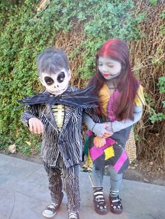 Toddler size sally costume nightmare before christmas occasions the nightmare before christmas go look for some of these pieces at your local goodwill solutioingenieria Choice Image