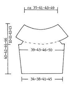 """DROPS Oberteil mit 2 Fäden in """"Safran und """"Cotton Viscose Kostenlose Anleitungen von DROPS Design."""