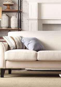Whether you've been eyeing a designer dress for an upcoming party or want to transform your home for your own celebration, can help you score high-end goodies for less. Sofa, Couch, Love Seat, Diy Home Decor, Free Samples, Coupons, Celebration, Goodies, Budget