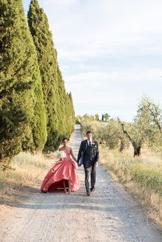 Borgo di castelvecchio wedding dress