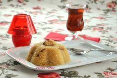 Sütlü İrmik Helvası Tarifi | Yemek Tarifleri Sitesi - Oktay Usta - Harika ve Nefis Yemek Tarifleri