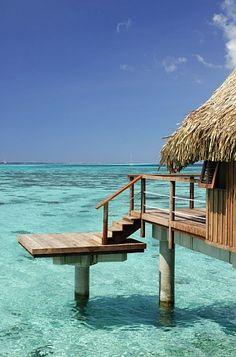 Hotel Sofitel Ia Ora Moorea. Moorea, Tahiti