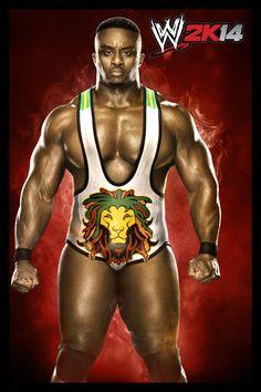 Big E Langston WWE2K14 Promo Shoot by TheElectrifyingOneHD