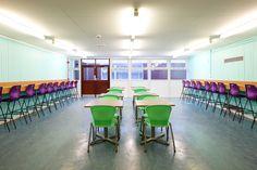 Senior School Canteen design by @Den_Group