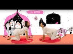 "YOGIC / Yoga para niños - Cápsula ""La Alfombra Mágica de la Meditación"" - YouTube Chico Yoga, Baby Yoga, Pilates Video, Yoga For Kids, Relax, Mindfulness, Classroom, Videos, Children"