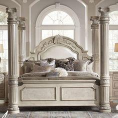 Habersham Chantilly Bed Decoraciones Dormitorio Dormitorios Camas