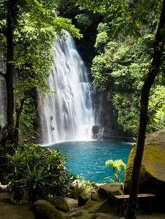 Tinago Falls, The Philippines