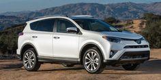 2016 Toyota RAV4 Limited www.mercedtoyota.com