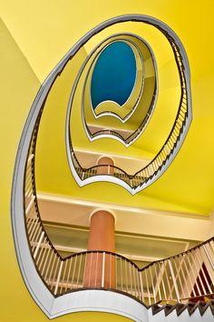 Beuatiful stair, Dresden
